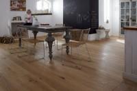 Villapark, stejar, rindeluit structural - Colectia de parchet Country Charm