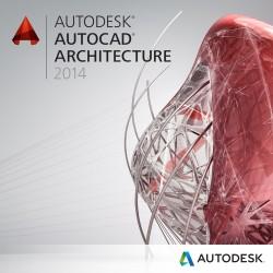 Software proiectare - GECADNET Software arhitectura si constructii - Autodesk AutoCAD Architecture 2014