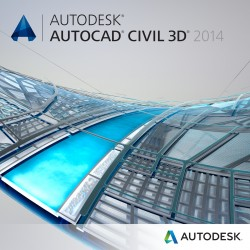 Software inginerie si GIS - Autodesk AutoCAD Civil 3D 2014 - Software proiectare - GECADNET