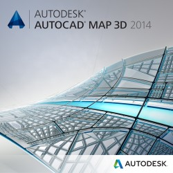 Software inginerie si GIS - Autodesk AutoCAD Map 3D 2014 - Software proiectare - GECADNET
