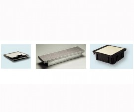 Accesorii - guri de ventilatie, prize, rampe - Componente pardoseli supra-inaltate