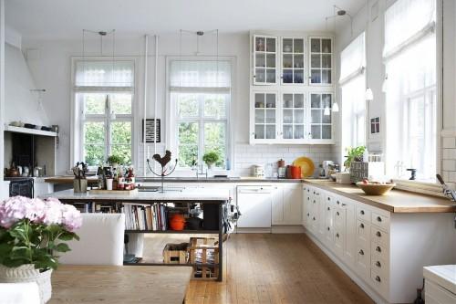 Foto Per Gunnarsson via home-designing.com - Bucatarii ideale, pentru cele mai variate gusturi si stiluri