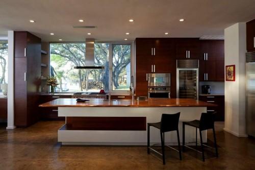 Foto via homeidb.com - Bucatarii ideale, pentru cele mai variate gusturi si stiluri