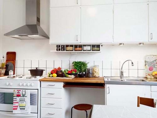 Foto via www.trendecoration.com - Bucatarii ideale, pentru cele mai variate gusturi si stiluri