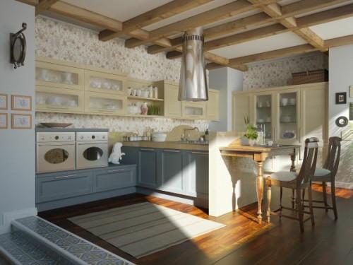 Foto via www.homeinspiration.info - Bucatarii ideale, pentru cele mai variate gusturi si stiluri