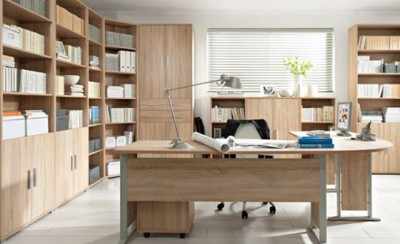 Mobilier living BRW OFFICE - Mobilier living