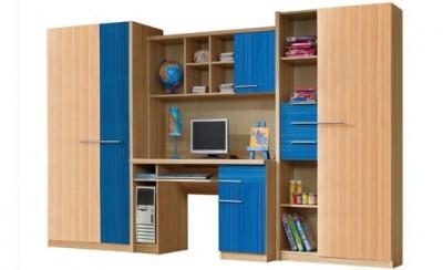 Set pentru camere de tineret KARI  - Mobilier living