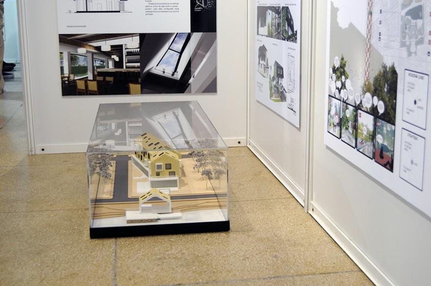 Anuala de Arhitectura 2013, luni, 17 iunie (foto Alina Miron) - Anuala de Arhitectura 2013, luni, 17 iunie (foto Alina Miron)