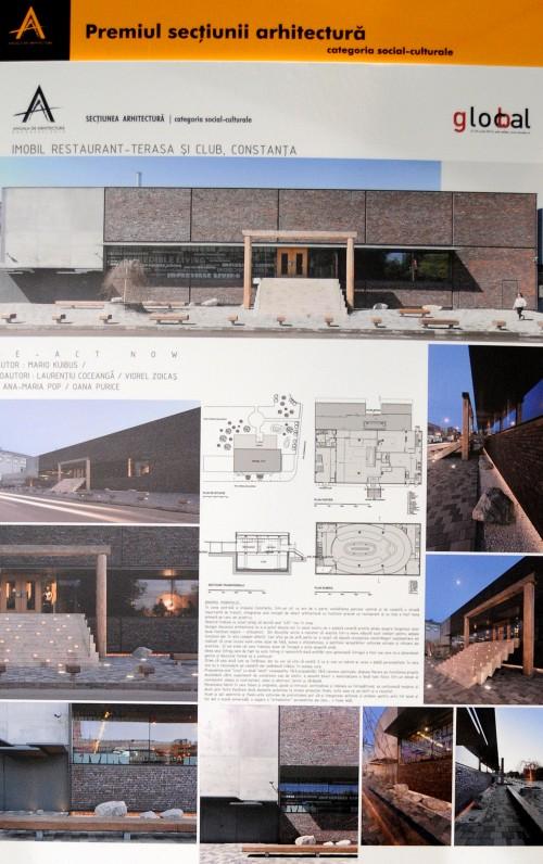 Sectiune arhitectura, categoria social cultural 2 - Proiect castigator la sectiunea Arhitectura, categoria social-cultural