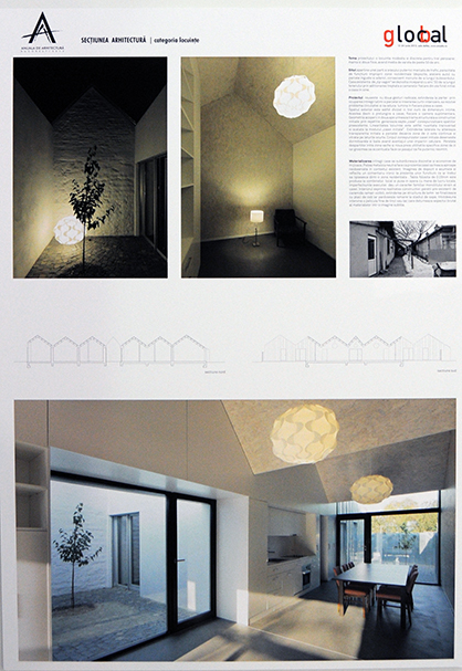 Categoria Locuinte - Proiect castigator la sectiunea Arhitectura, categoria Locuinte
