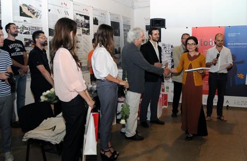 Cristina Trofin - Proiect castigator la sectiunea Arhitectura, categoria Locuinte