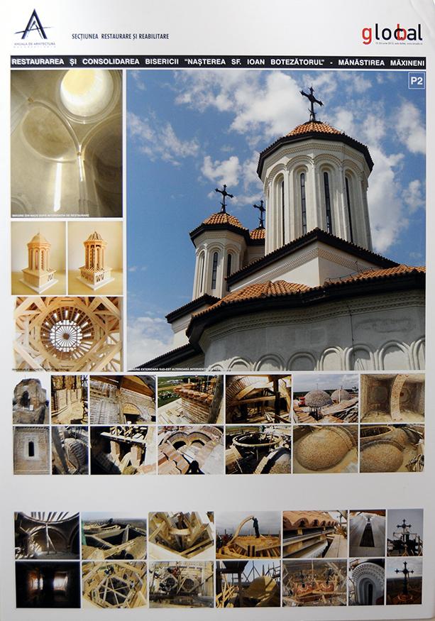Categoria Restaurare-reabilitare - Premiul la sectiunea Arhitectura, categoria Restaurare-reabilitare