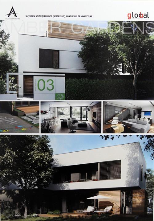 Studii si proiecte nerealizate 2 - Studii si proiecte nerealizate, Amber Gardens