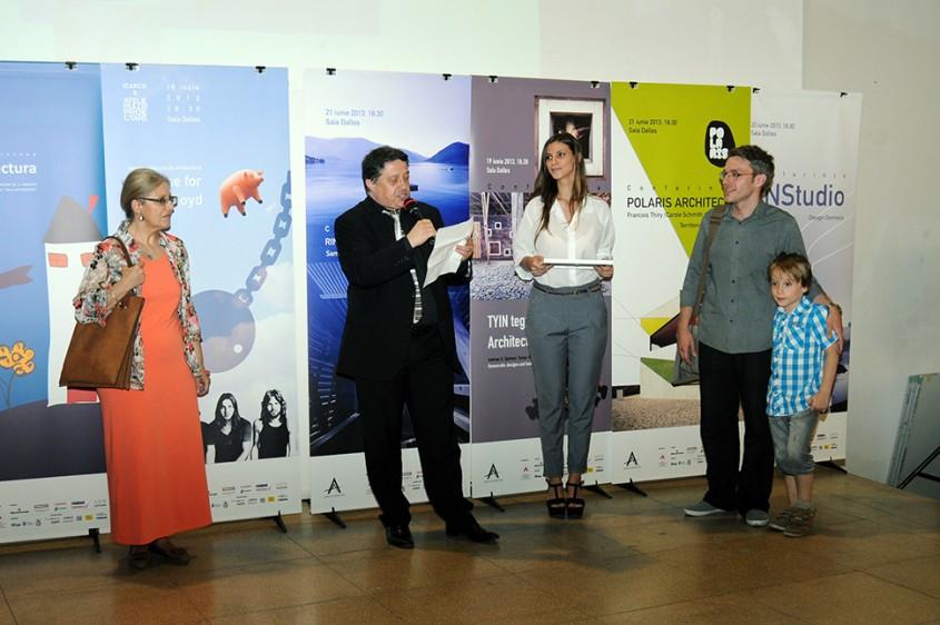 Horia Radu Moldovan, premiul pentru Imagine, Carte de arhitectura - Sectiunea Imagine, categoria Carte de arhitectura