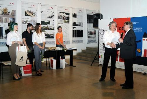 Radu Teaca, premiul presedintelui OAR - Premiul presedintelui OAR