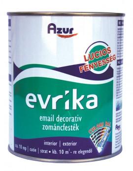 Evrika - Email pentru interior si exterior - Emailuri pentru lemn si metal - AZUR