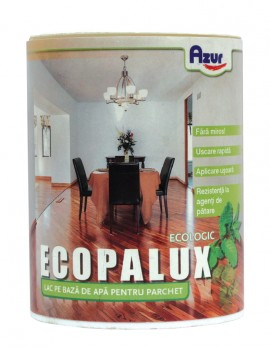 EcoPalux - Lac pentru parchet pe baza de apa - Lacuri pentru parchet - AZUR