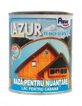Lazur WB Baza pentru nuantare - Lazuri si baituri pentru lemn, piatra sau ambarcatiuni - AZUR