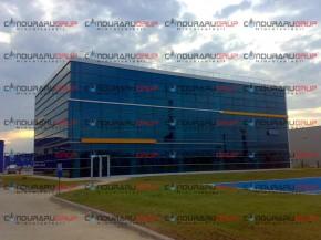 Sediu birouri si productie Soprex - Ultimele proiecte de hidroizolatii realizate