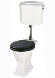 Vas WC Astoria Deco cu rezervor la semi-inaltime - Colectia Astoria Deco