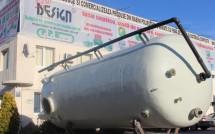 Rezervoare izolate cu spuma poliuretanica - Rezervoare izolate cu spuma poliuretanica