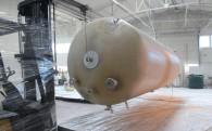 Izolate rezervor cu spuma poliuretanica - Rezervoare izolate cu spuma poliuretanica