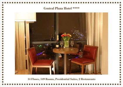 Hotel Central Plazza  - Lucrari realizate: