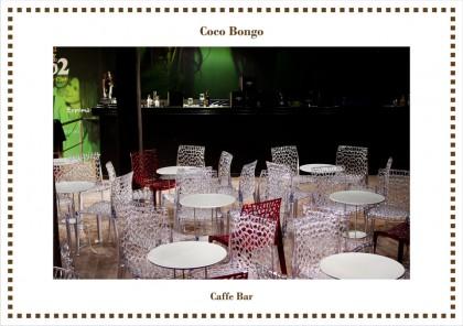 Caffe Coco Bongo  - Lucrari realizate: