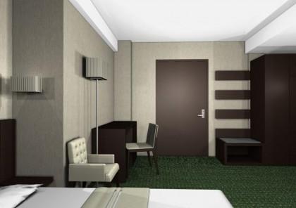 Hotel Bistrita, Bacau - Lucrari realizate: