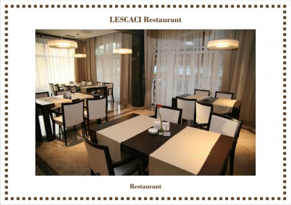 Restaurant Lescaci, Negresti-Oas - Lucrari realizate: