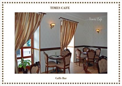 Times Cafe, Reghin - Lucrari realizate: