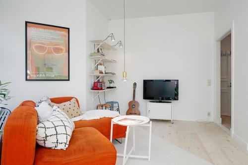 Un interior tipic suedez, cu un farmec aparte - Un interior tipic suedez, cu un farmec aparte