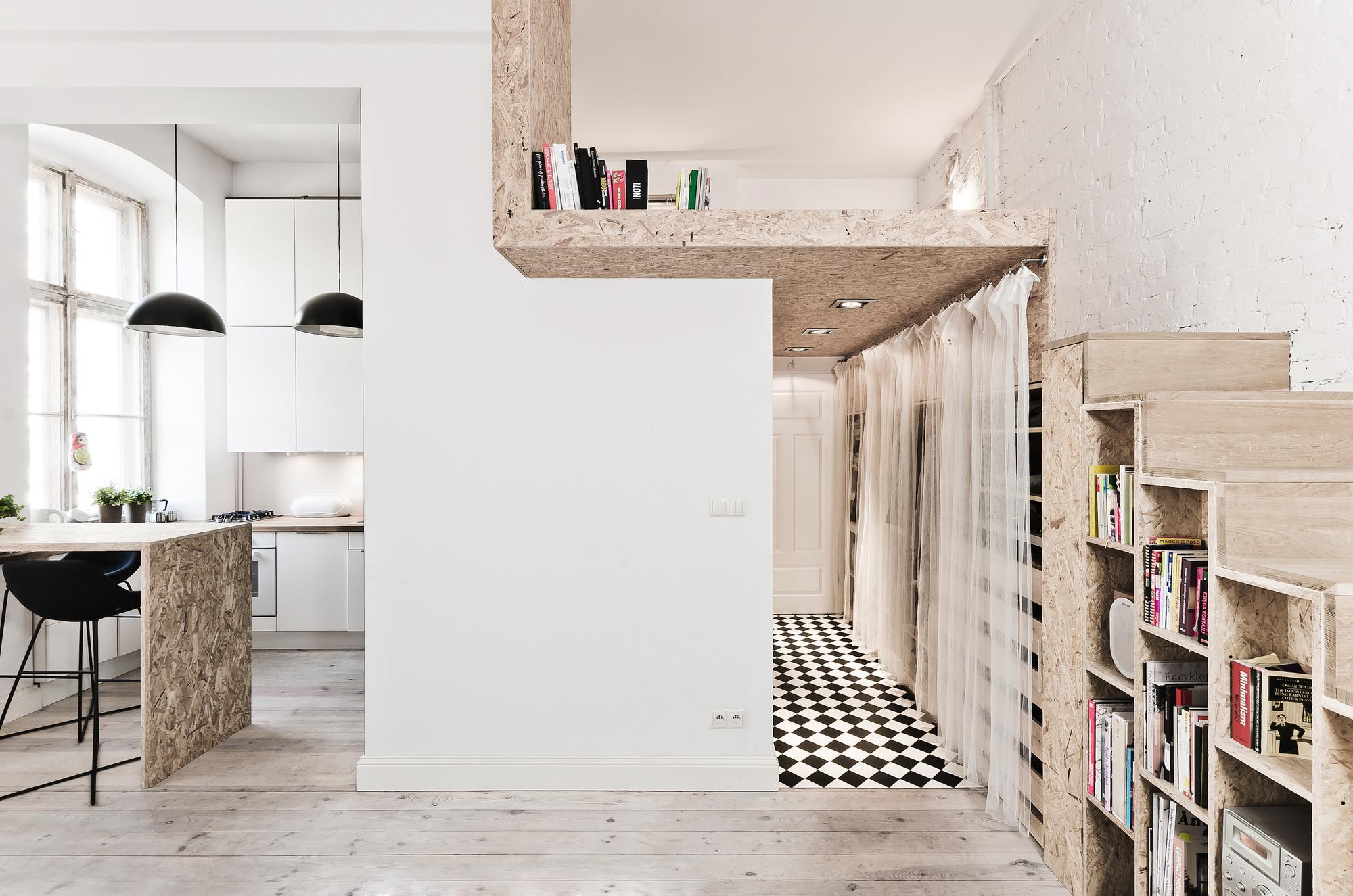 Apartament amenajat in doar 29mp - Apartament amenajat in doar 29 mp