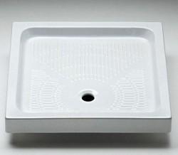 Cadita de dus din ceramica - Patrata - Cadite de dus din ceramica