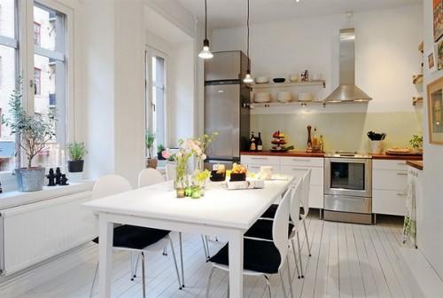 Bucataria complet renovata si dotata cu tehnologie la zi - Un apartament ideal, pentru o familie perfecta: confortabil, practic si accesibil