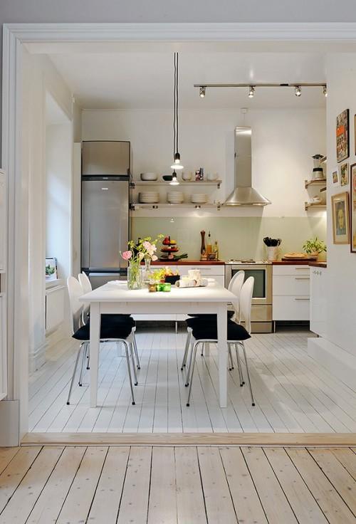 O alta perspectiva pentru bucatarie - Un apartament ideal, pentru o familie perfecta: confortabil, practic si accesibil