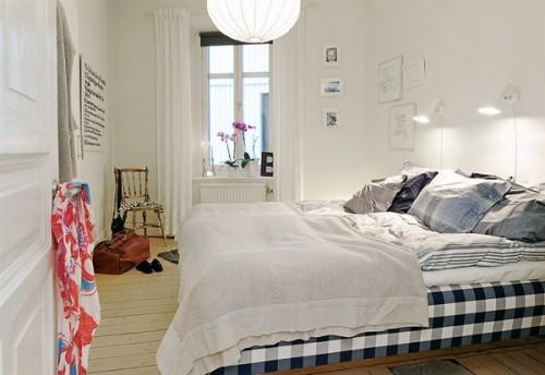 Unul dintre dormitoare - Un apartament ideal, pentru o familie perfecta: confortabil, practic si accesibil