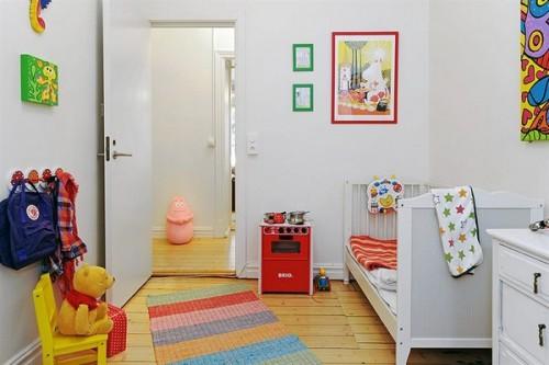 Camera copiilor, plina de culoare... - Un apartament ideal, pentru o familie perfecta: confortabil, practic si accesibil