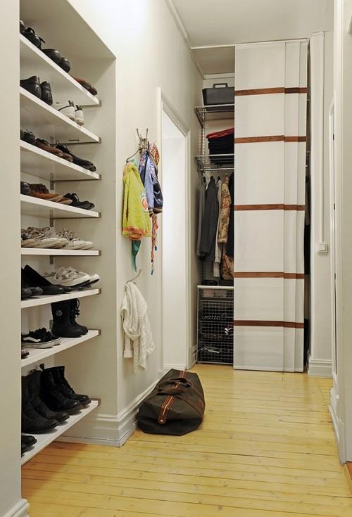 Un dressing separat, spatiu de depozitare incapator - Un apartament ideal, pentru o familie perfecta: confortabil, practic si accesibil