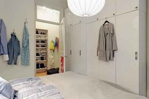 Dulapuri incapatoare pentru dormitor - Un apartament ideal, pentru o familie perfecta: confortabil, practic si accesibil