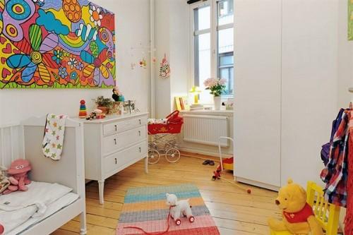 ...unde nu este nevoie de prea multa ordine - Un apartament ideal, pentru o familie perfecta: confortabil, practic si accesibil