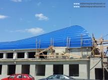 Montaj paratrasnet Aeroport Baneasa - Referinte montaj sisteme de paratrasnet