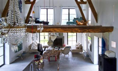 15_josephineinteriordesign_ - O transformare marca Joséphine Gintzburger. Luxul stilului rustic