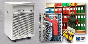 Dezumidificator profesional TTK 120 - Dezumidificatoare profesionale - TROTEC