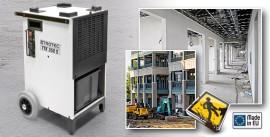 Dezumidificator profesional TTK 350 - Dezumidificatoare profesionale - TROTEC
