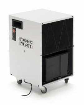 Dezumidificator profesional - TTK 140 - Dezumidificatoare profesionale - TROTEC