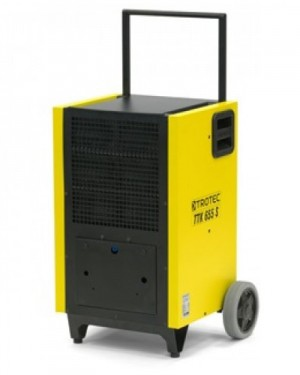 Dezumidificator profesional - TTK 655 S - Dezumidificatoare profesionale - TROTEC