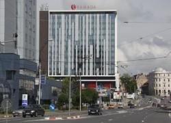Hotel Ramada, Sibiu - Proiecte de referinta - fatade realizate cu solutii Sika in Romania