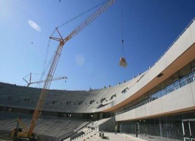 Stadionul National Lia Manoliu, Bucuresti - Proiecte de referinta - fatade realizate cu solutii Sika in Romania