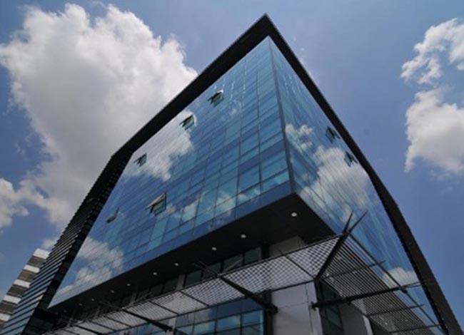 Cladire de birouri Cubic Center - Proiecte de referinta - fatade realizate cu solutii Sika in Romania
